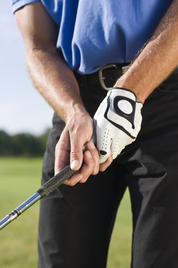 Golf Tips- The Golf Doctor - Ways to Grip the Golf Club
